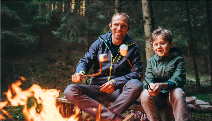 Campfire Rules for Kids