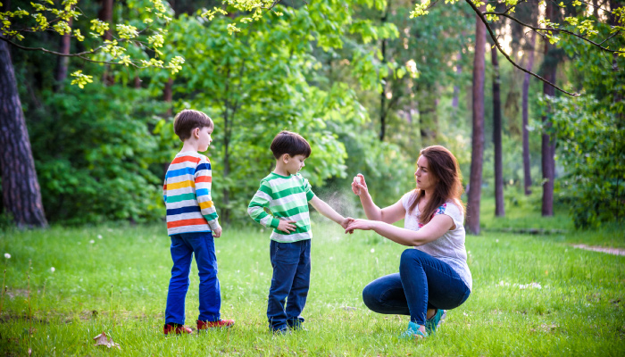 Bug Repellents for Children